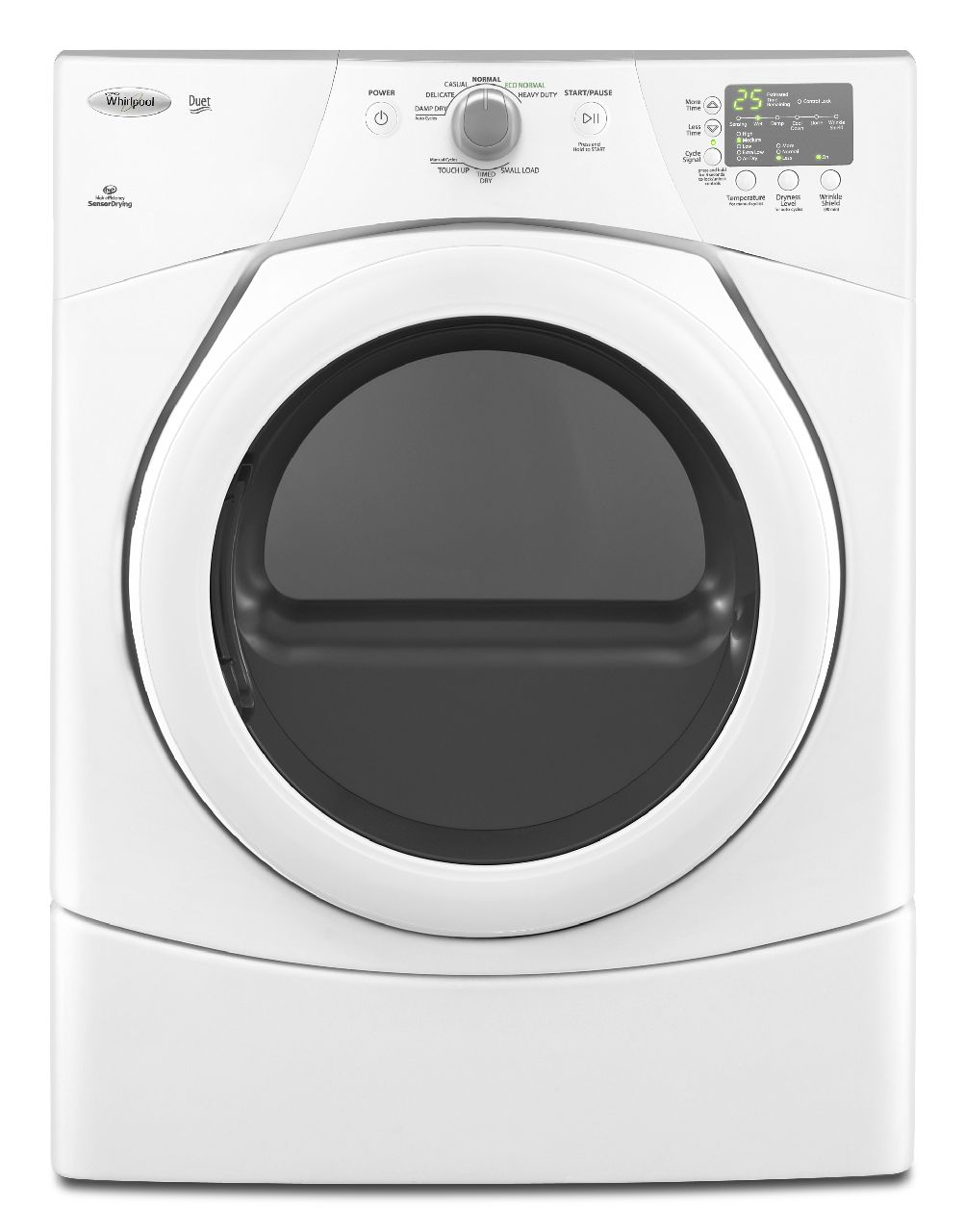 manual for a whirlpool gas dryer model lgr5634awo