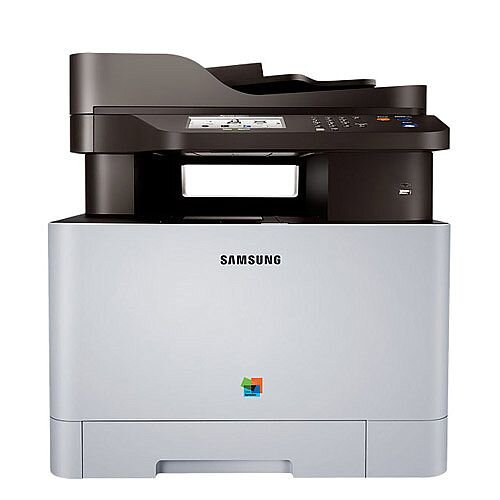 how to manual feed paper samsung c1860fw