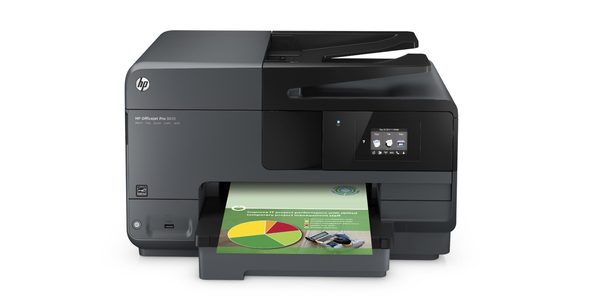 hp officejet pro 8610 all-in-one printer manual