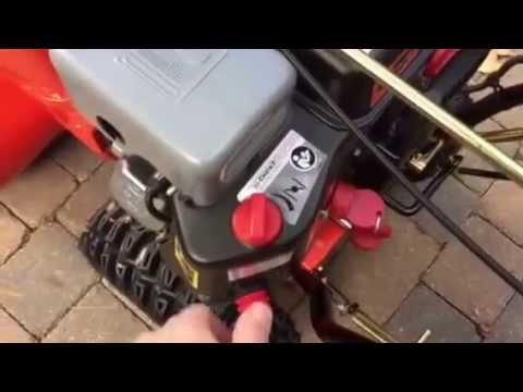 quick set up manual on ariens model 921046