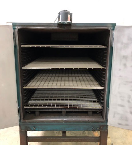 grieve model 343 oven manual