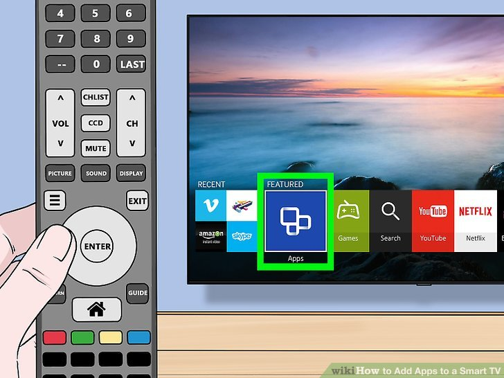 how to add samsung tv manually