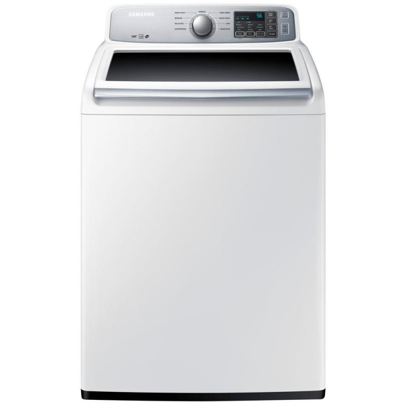 samsung 4.5 cu ft 9-cycle top-loading washer manual